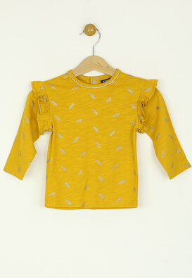Bluza Kiabi Keira Dark Yellow