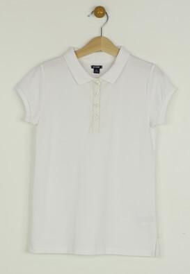 Tricou Polo Kiabi Kade White