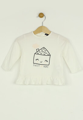 Bluza Kiabi Kitty White