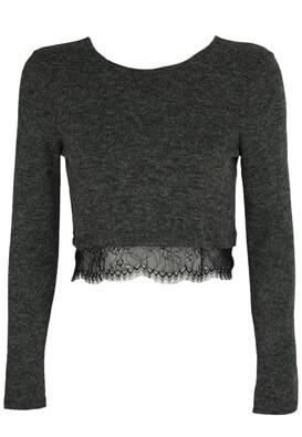 Bluza ZARA Florence Dark Grey