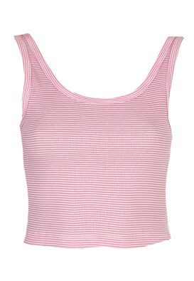 Top Pull and Bear Dahlia Pink