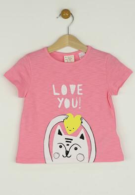 Tricou ZARA Tess Pink