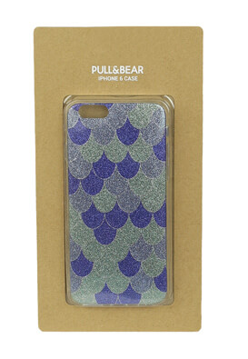 Husa telefon Pull and Bear iPhone 6 Blue