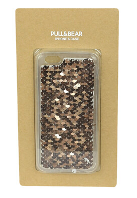 Husa telefon Pull and Bear iPhone 6 Golden