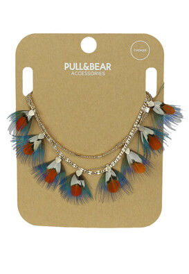 Colier Pull and Bear Paula Colors