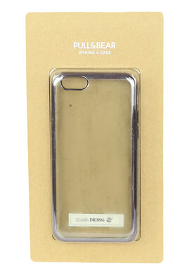 Husa telefon Pull and Bear iPhone 6 Light Grey