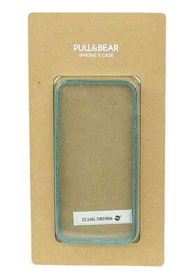 Husa telefon Pull and Bear iPhone 5 Light Blue