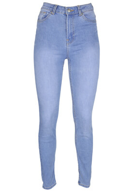 Blugi Bershka Sierra Light Blue