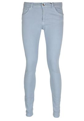 Pantaloni Bershka Nastasia Light Blue