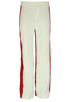 Pantaloni Bershka Tina White
