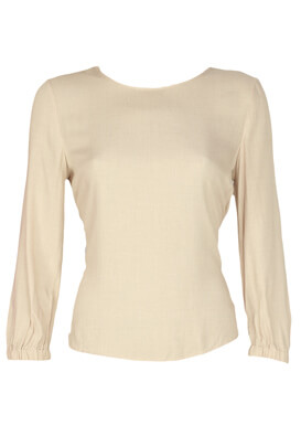 Bluza Bershka Samantha Light Beige
