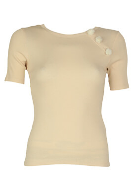 Tricou ZARA Zoe Light Pink