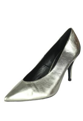 Pantofi Bershka Laura Silver