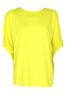 Tricou ZARA Monique Yellow