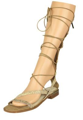 Sandale Bershka Keira Beige