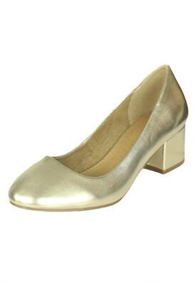 Pantofi Lefties Olivia Golden