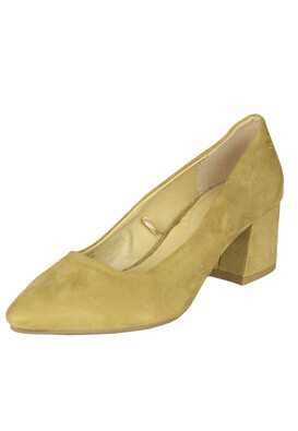 Pantofi Lefties Jodi Light Beige