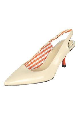 Pantofi ZARA Claudia Light Beige