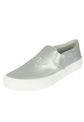 Tenisi Pull and Bear Abbie Silver