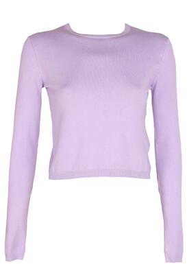 Bluza Bershka Rebecca Light Purple