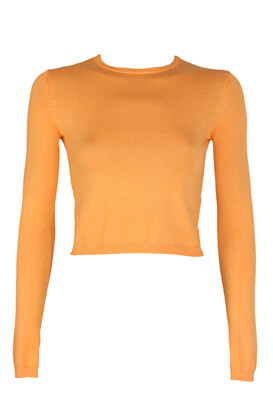 Bluza Bershka Hailey Orange