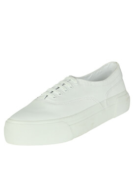 Tenisi Pull and Bear Wendy White