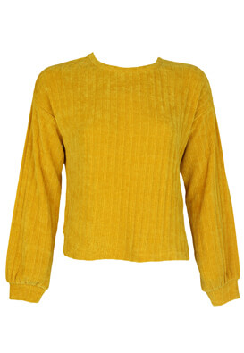 Bluza Bershka Dina Dark Yellow