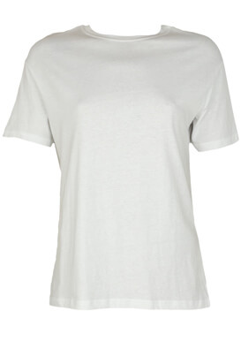 Tricou Bershka Holly White