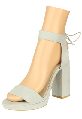 Sandale Pull and Bear Petra Light Grey