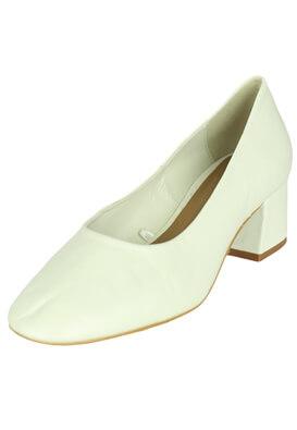 Pantofi piele ZARA Edda White