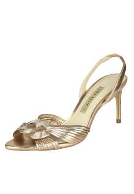 Sandale ZARA Carrie Golden