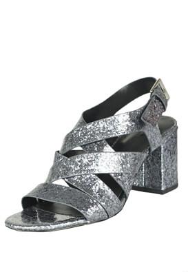 Sandale ZARA Shine Silver