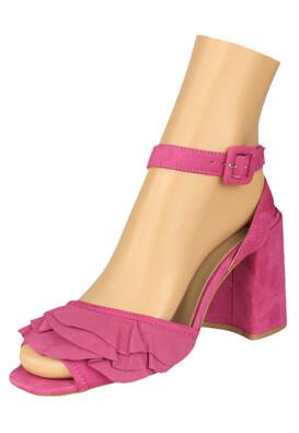 Sandale Stradivarius Ramona Pink
