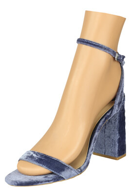 Sandale Stradivarius Paris Blue