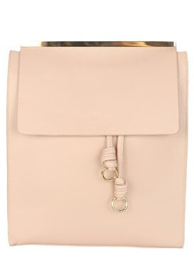 Ghiozdan ZARA Erika Light Pink