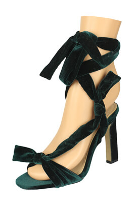 Sandale ZARA Kora Dark Green