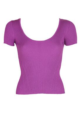Tricou Bershka Paula Purple