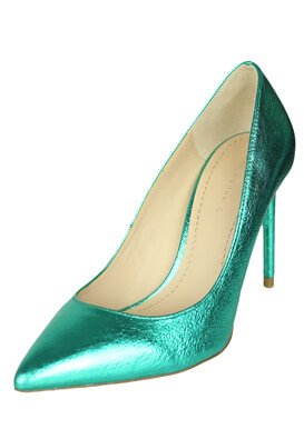 Pantofi ZARA Christine Green