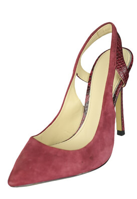 Pantofi ZARA Aya Dark Pink