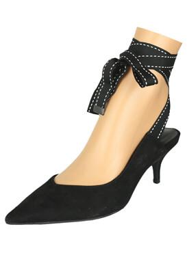 Pantofi Bershka Erin Black