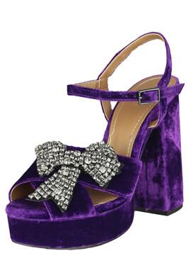 Sandale ZARA Maya Purple