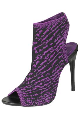 Sandale ZARA Ciara Dark Purple