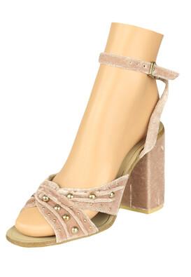 Sandale Bershka Dasia Light Pink