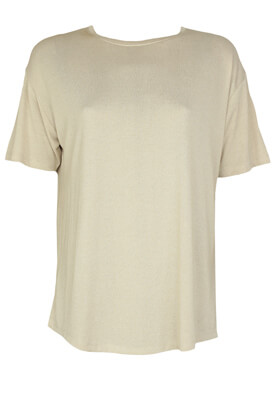 Tricou ZARA Sarah Light Beige