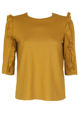 Bluza ZARA Lisa Light Brown