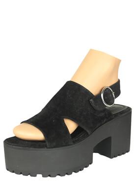 Sandale Pull and Bear Hanna Black