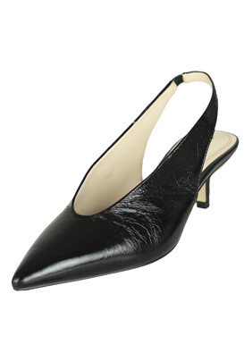 Pantofi piele ZARA Monique Black