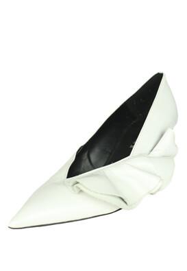 Pantofi piele ZARA Maya White