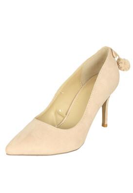 Pantofi Lefties Jill Light Beige