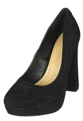 Pantofi Lefties Kitty Black